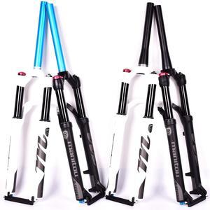 Image 2 - Manitou R7 PRO widelec rowerowy 26 27.5 cali góra MTB widelec powietrza matowy czarny zawieszenie pk maczeta COMP Marvel 2020 1560g