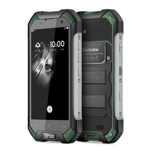 "Image 3 - Original Blackview BV6000 4G LTE Octa Core IP68 Waterproof Smartphone 4.7"" 3GB+32GB NFC 4500mAh Android 6.0 Mobile Phone"