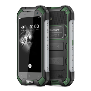 "Image 3 - Originele Blackview BV6000 4G LTE Octa Core IP68 Waterdichte Smartphone 4.7 ""3 GB + 32GB NFC 4500mAh Android 6.0 Mobiele Telefoon"