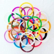 Hot sales 3D Pen Refills 3D Printer Materials 32 colors x 10 m total 320meters 1.75mm PLA Filament fun Graffiti 3d Painting