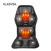 Car Massage Cushion Multifunctional Massage Cushion Electronic Home Health Care Products