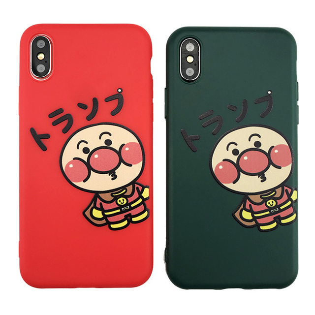 946c9e0b4fdf New Fun Red Green Super Man Case For Apple iphone 5 5s SE 6 6S 7 8 Plus X  High Quality Cover Soft Silicone Phone Cute Cas