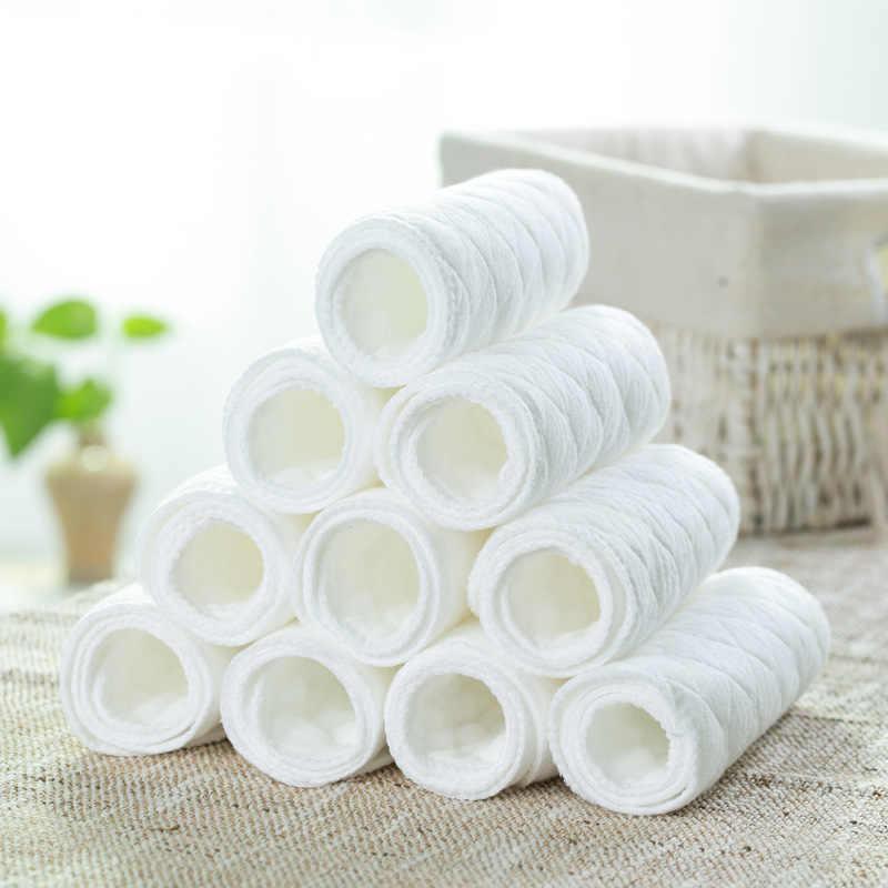 1 piezas reutilizable bebé pañal de tela pañales suaves lavable pañal cambio de pañal de tela para invierno verano Pantalones de entrenamiento