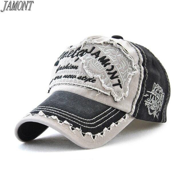 1eaf9d689dd Brand Unisex Retro Casual Baseball Caps Men Women Fashion Adjustable Washed  Cotton Snapback Cap Kpop Hip Hop Sports Do Old Hats