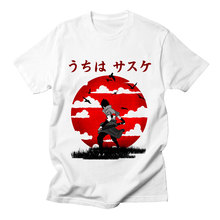 Naruto Uchiha Sasuke & Itachi T-shirt (several designs)