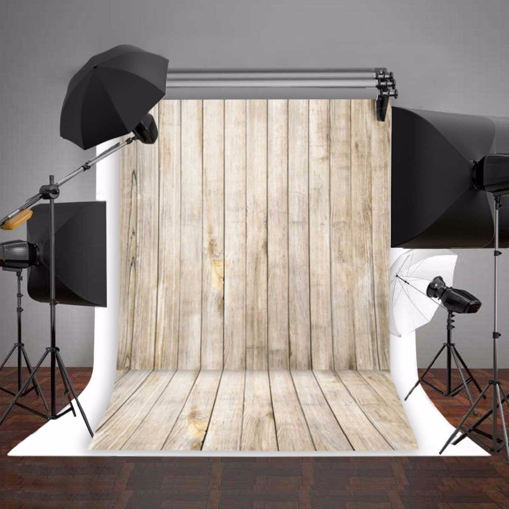 где купить KIDNIU Photo Backdrops for Baby Photo Studio Children Wooden Floor Photography Background Vinyl 5x7ft or 3x5ft Jieqx002 по лучшей цене