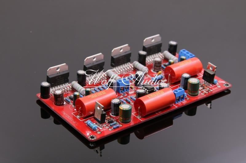 Assembly TDA7293 Parallel Connection BTL 350W Mono Amplifier Board цена 2017
