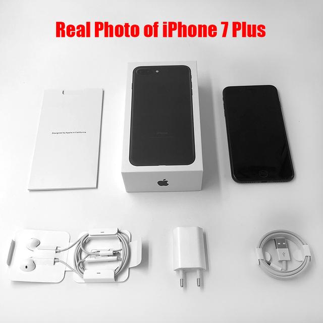 Unlocked Apple iPhone 7 /iphone 7 Plus 2GB RAM 32/128GB/256GB IOS 10 LTE 12.0MP Camera Quad-Core Fingerprint 12MP Cell Phones