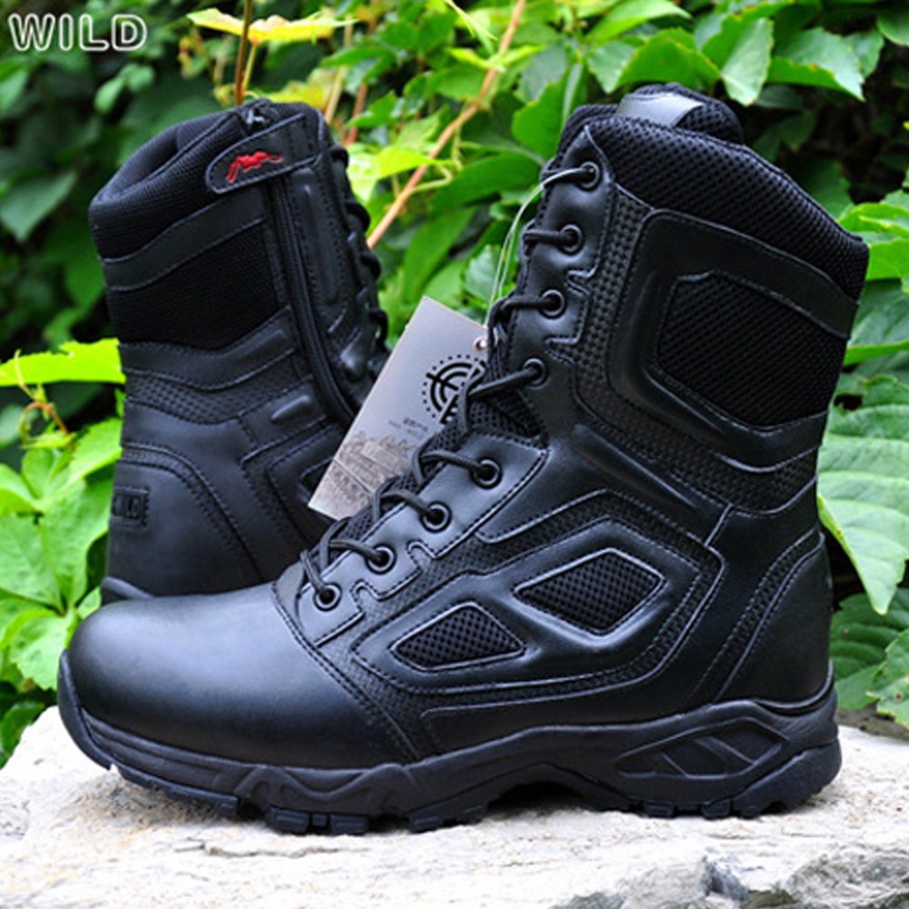 Ultra Light Camping Hiking Hunting Boots Trekking Tactical