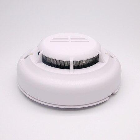 24V Fire Detection System Smoke Detector Fire Alarm Cigarette Smoke Detector
