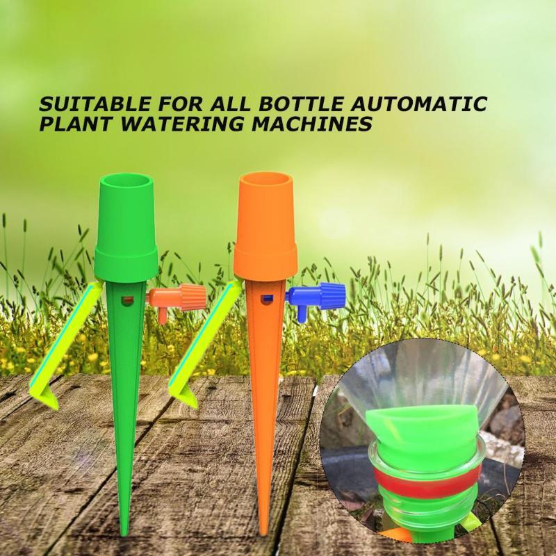 1 шт. автоматический полив для полива, Спайк для растений, цветов, комнатных домашних Авто капельного полива, система полива