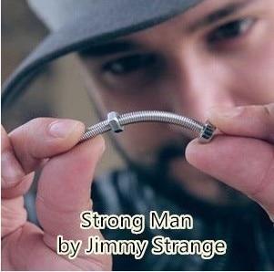 2016 Strong Man By Jimmy Strange And Merchant  -Magic Tricks