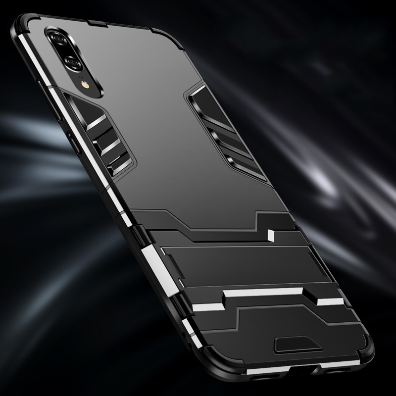 Stand Case For Moto Motolora G5 G6 G5S Plus E5 G6 Play X4 Z2 Play Shockproof Armor Case Cover For Lenvo Z2