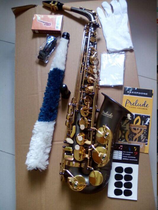 Alto Saxophone USA AS-710 instrumento musical sax alto profissional palheta para sax alto Sax matte black gold key линейный массив alto sxa28p