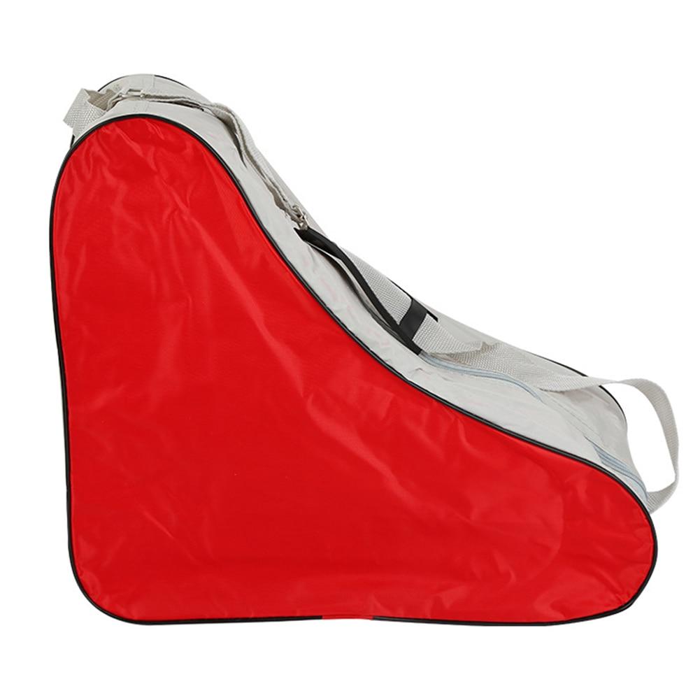 Roller Skating Bag Adjustable Tear Resistant Outdoor Sport Covers Durable Portable Park Triangle Shoulder Strap Easy Clean