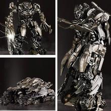 BMB Black Mamba Transformation LS 06 LS-06 Tank Wei SS Deformation Toy Movie Magnifying KO Alloy Version Mecaden