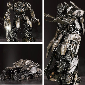 BMB Black Mamba Transformation LS 06 LS-06 Tank Wei SS Deformation Toy Movie Magnifying KO Alloy Version Mecaden