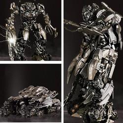 Bmb Black Mamba Transformatie Ls 06 LS-06 Tank Wei Ss Vervorming Speelgoed Movie Vergrootglas Ko Legering Versie Mecaden