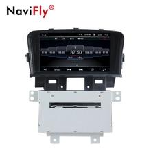 De gros! android 8.1 lecteur dvd GPS de voiture pour Chevrolet Cruze 2008 2009 2010 2011 wifi bluetooth Audio Radio stéréo unité de tête