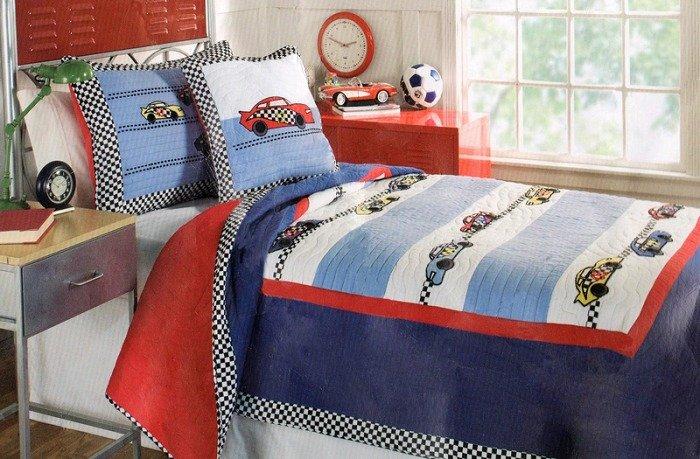 boys bedding set kids bedding set patchwork quilts twin size bedding set in bedding sets from. Black Bedroom Furniture Sets. Home Design Ideas