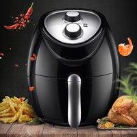 Promo Nueva sartén de aire para el hogar 4 8L de gran capacidad máquina de patatas fritas