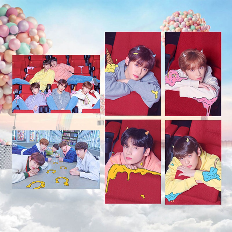 Office & School Supplies Enthusiastic 14 Pcs/set K-pop Bangtan Boys 2019 New Fashion Photo Version For Student Card Bus Pvc Crystal Card Stickers Online Shop