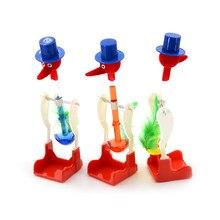 3eee984f26e 1 Pc Novidade Beber Água Pássaro Brinquedo Pato Presentes Presente  Balançando Brinquedos ...