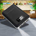DCAE Universal Power Bank 10000mAh External Battery 3 USB Port Portable Charger for Mobile Phone Tablet