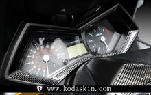 Freeshipping KODASKIN Meter Appearance K3 Carbon Pad Sticker Emblem Decal For TMAX TMAX530  XP530