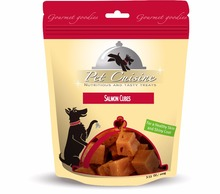 Pet Cuisine Pet Dog Snacks Science Diet Natural Salmon Treats Dry Food for Adult Dogs 100g