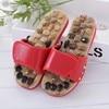 Cobblestone Reflex Massage Acupuncture Health Shoes Summer Sandals Slippers Men Women Healthy Massager Foot Care