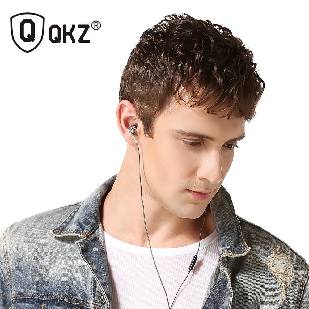 QKZ DM9 kuulokeliitäntä Headset Micro-rengas korvaan kuulokkeella - Kannettava ääni ja video - Valokuva 2