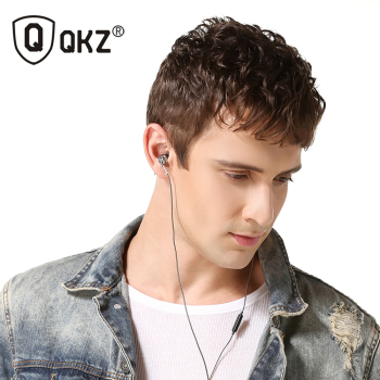 QKZ DM9 Earphone Go Pro Headset Micro Ring in-ear Earphone High-Resolution voice sound fone de ouvido auriculares audifonos 1
