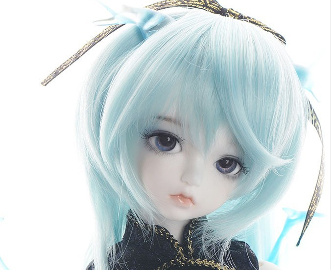 OUENEIFS soom Ice Elves 1/4 bjd sd resin figures body model reborn baby girls boys dolls eyes High Quality toys shop