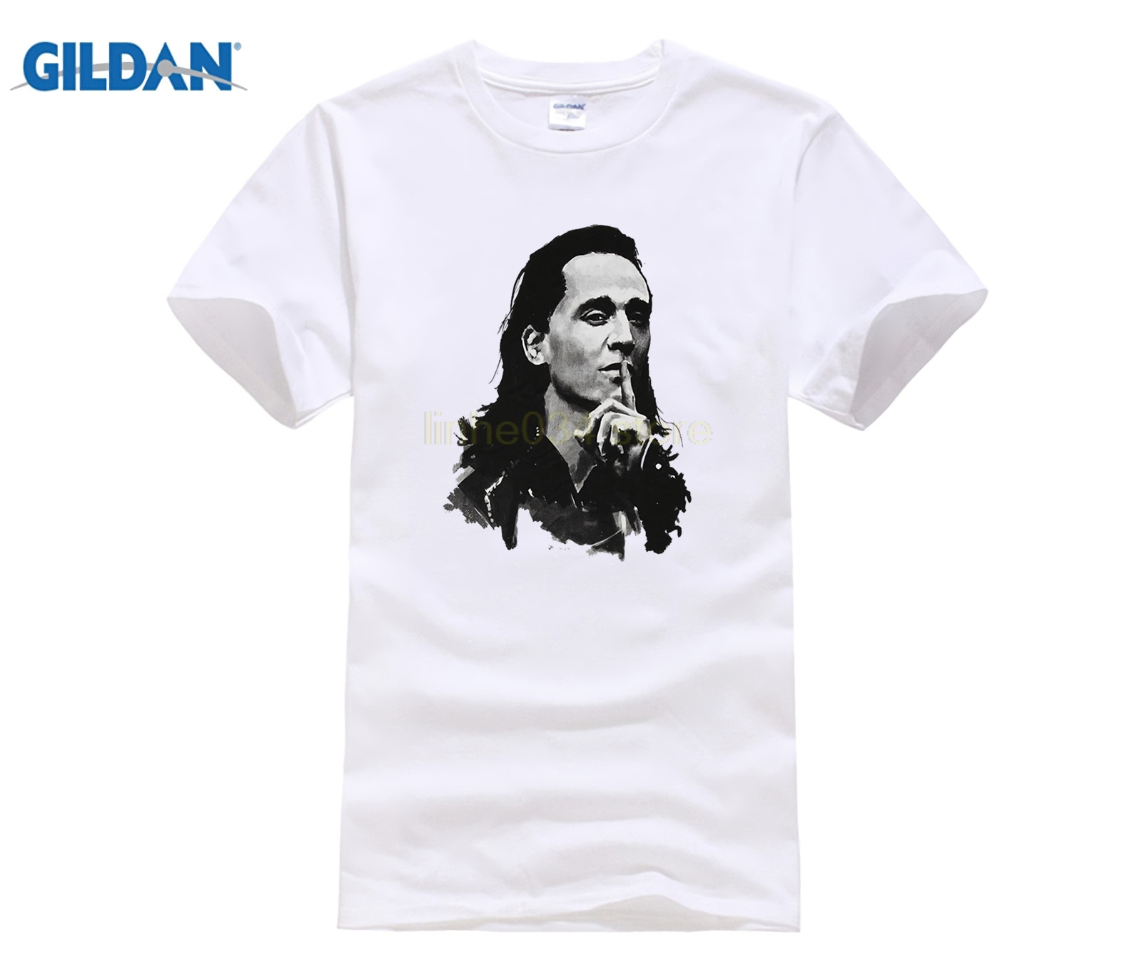 Gildan New Fashion Mens Short Sleeve Tshirt Cotton ...
