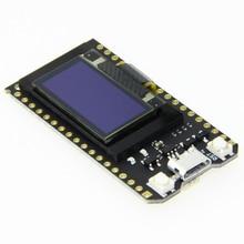 4 Mt bytes (32 Mt bit) Pro ESP32 OLED V2.0 TTGO & for Arduino ESP32 OLED WiFi Modules+Bluetooth Double ESP-32 ESP8266 et OLED