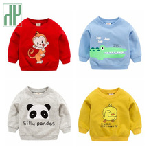 Kids Hoodies 2019 Spring Autumn Cartoon Toddler Sweatshirt Baby Girl Boy T-shirt Clothes Long Sleeve Tops Children Hoodies casual toddler kids baby boy girl clothes to do list long sleeve t shirt tops pant 2pcs outfit spring autumn suit tracksuit 1 6y
