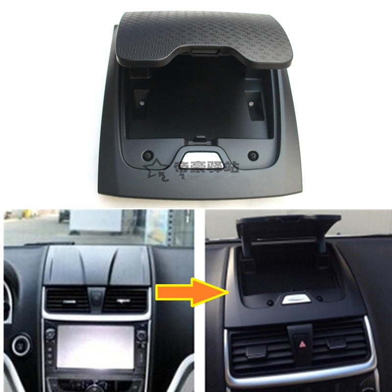 Geely new Emgrand 7,EC7,EC715,EC718,Emgrand7,E7,RS,EC7-EV,EV,Car dashboards middel storage glove box