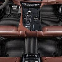 Custom Car Floor Mats For Mercedes Benz G Class G55 65AMG G350 BlueTEC G320 280 270CDI