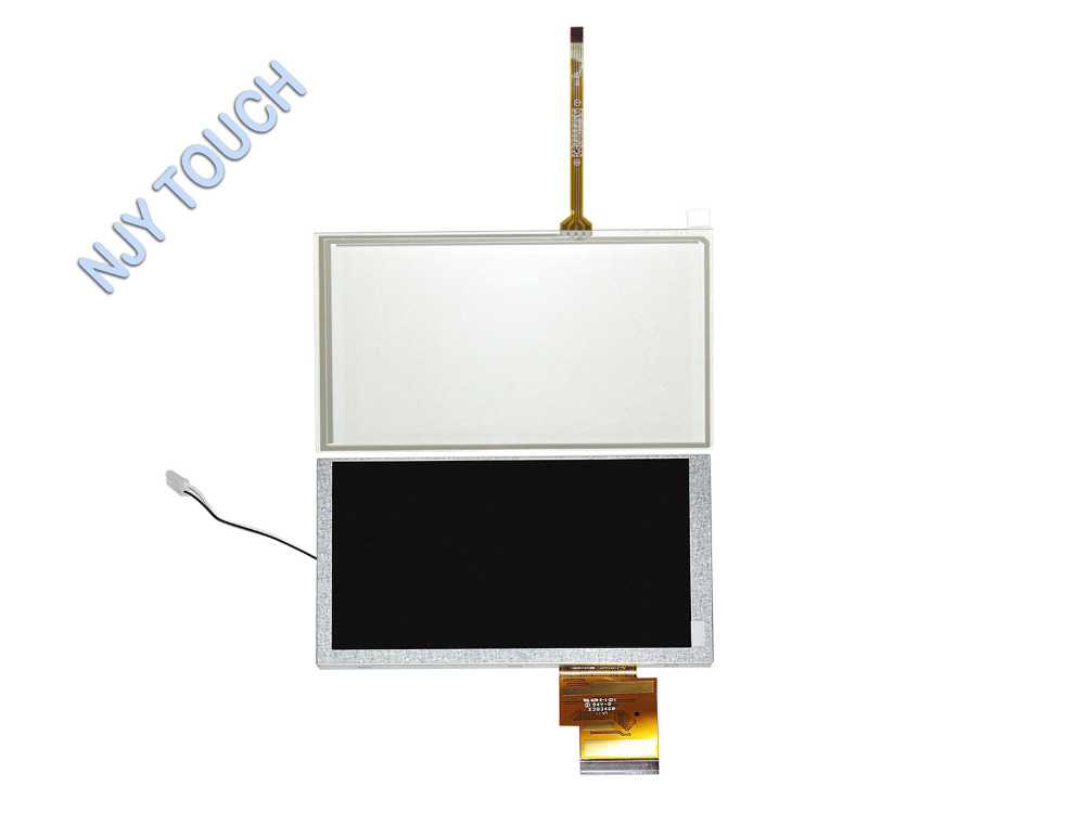 New 6.2 inch TFT HSD062IDW1 60Pin LCD Screen Display 800x480 Plus Touch PanelNew 6.2 inch TFT HSD062IDW1 60Pin LCD Screen Display 800x480 Plus Touch Panel