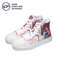 IDX Magic graffiti comfortable original fashion oldschool street work shoes man