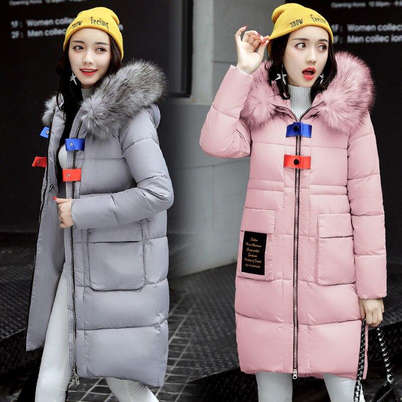 Winter Jacket Women Casacos De Inverno Feminino Thickening Cotton Hooded Parka For Women Winter Coat Chaquetas Mujer Long Thick фумитокс жидкость комар фумитокс неженка 45 ночей б з