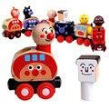 Деревянные игрушки Ребенок головоломки кукольный детские Игрушки маленький поезд Детские Игрушки Автомобиля Головоломки Магнитные игрушки малыша модели автомобилей CU55