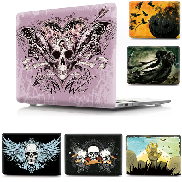 Print Animals Fur simulation Protective Hard Rubberized Case Cover For MacBook