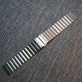 22mm Link Bracelet Metal Strap For Motorola Moto 360 2nd Gen Smart Watch Band Made By 316L Steel