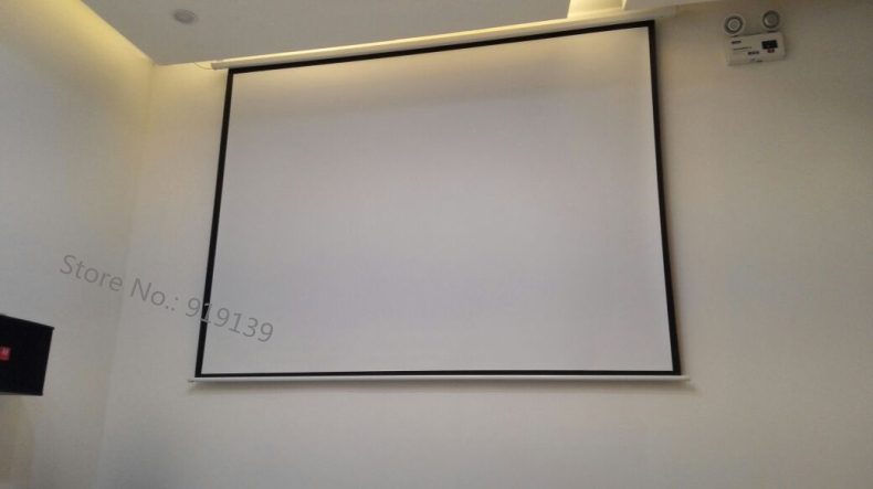 120 Inch 4 to 3 screen pic 17
