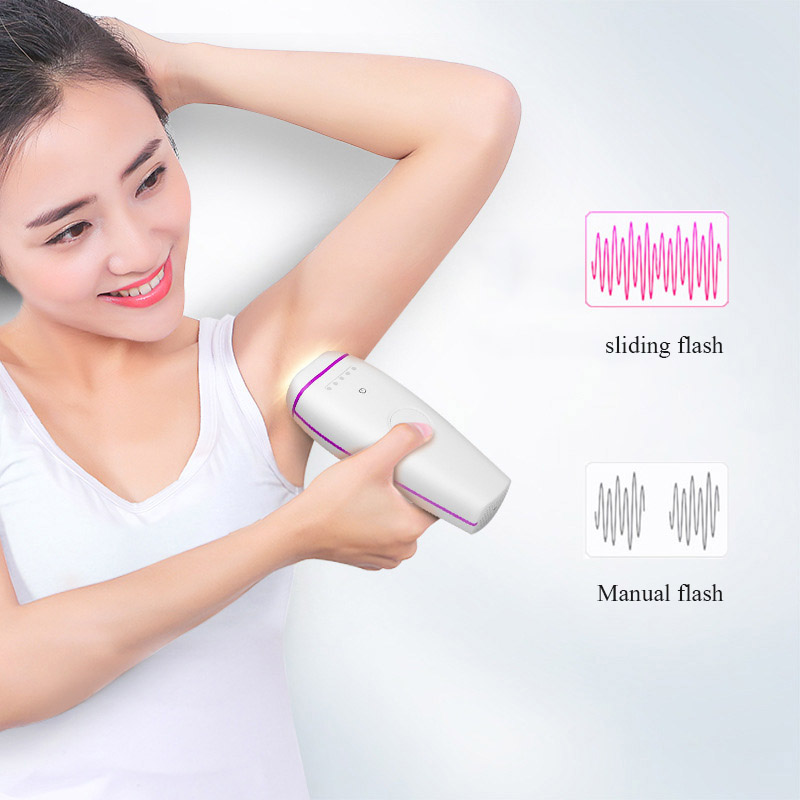 pulsed IPL Laser Hair Removal Device Permanent Hair Removal IPL laser Epilator Armpit Hair Removal machine