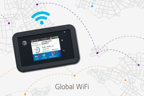 US $178 2 10% OFF|AT&T Unite Explore Mobile Hotspot (Netgear Aircard  AC815S)-in 3G/4G Routers from Computer & Office on Aliexpress com | Alibaba  Group
