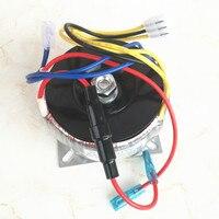 30W Toroidal transformer 220V /110V input double 17V 0 17V / 0 9V for power amplifier preamplifier decoder player free shipping