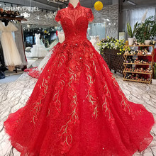 6a2155926d605 Elegant Red Lace Long Sleeved Prom Dress Promotion-Shop for ...